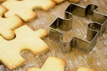 Formina per biscotti Puzzle 6ec11bde5cab