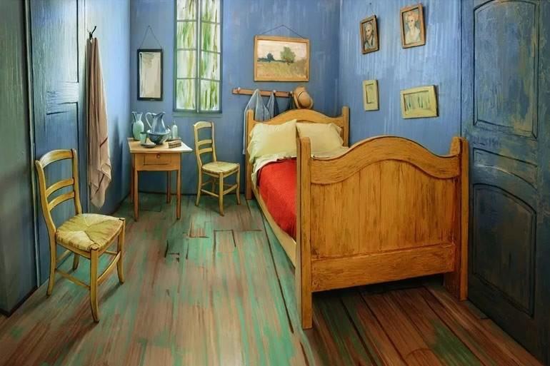 Disegno Bagno Da Colorare : Libro da colorare di van gogh dottorgadget