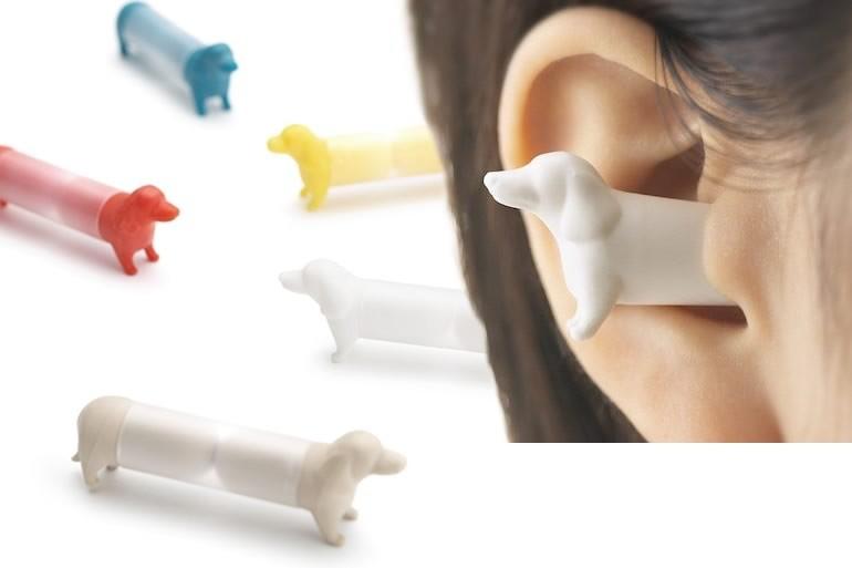 Bassotto tappa orecchie dottorgadget for Tappi in silicone per orecchie