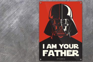 Targa Darth Vader I am your father