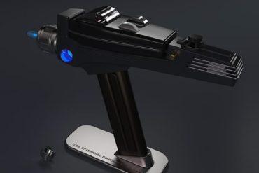 Phaser controllo remoto Star Trek