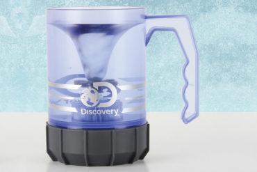 Tazza Tornado di Discovery Channel