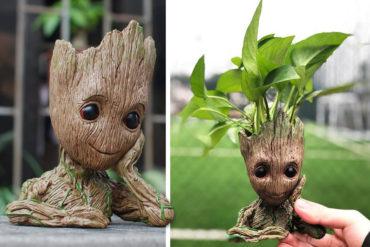 Vaso di Baby Groot