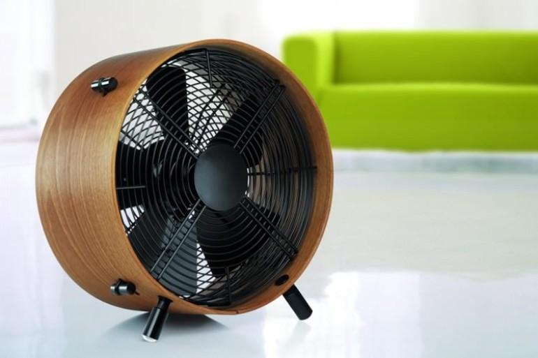 Ventilatore industriale in bamb dottorgadget - Ventilatore da terra ...