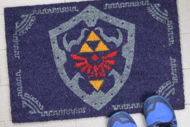 Zerbino Scudo The Legend of Zelda