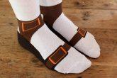 Calze sandalo antiscivolo