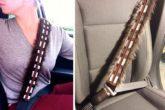 Cintura di sicurezza Chewbecca