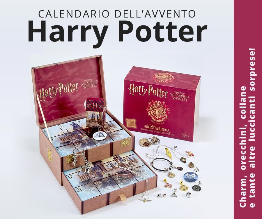 Calendario dell'avvento Harry Potter