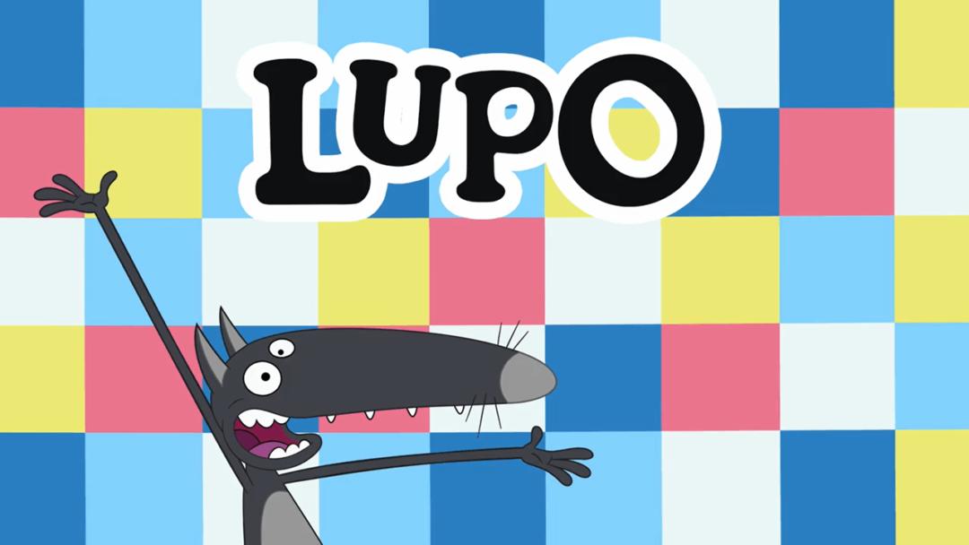 Lupo - Cartone animato per bambini