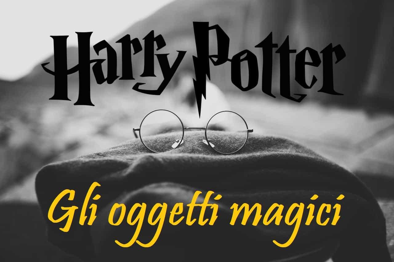oggetti magici harry potter