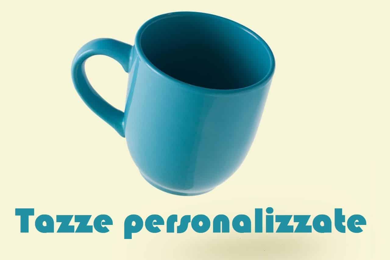Tazze Da Te Personalizzate tazze personalizzare per regali unici - dottorgadget