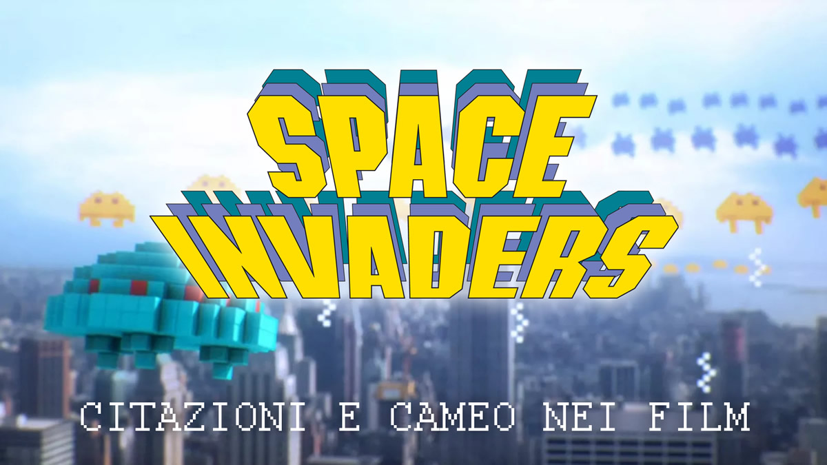 Space Invaders nei film
