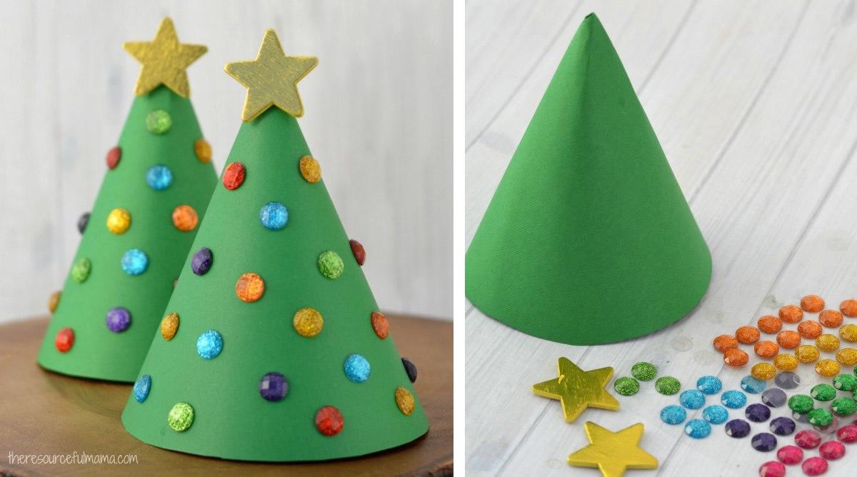 Lavoretti Di Carta Natale Bambini.Lavoretti Di Natale Fai Da Te Facili Ecco Tante Idee Da Fare A Casa