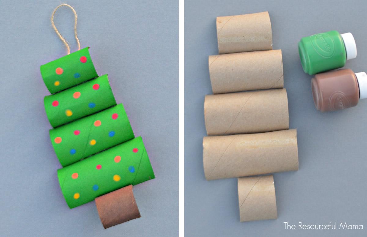 Lavoretti Di Natale Con La Carta Igienica.Lavoretti Di Natale Fai Da Te Facili Ecco Tante Idee Da Fare A Casa