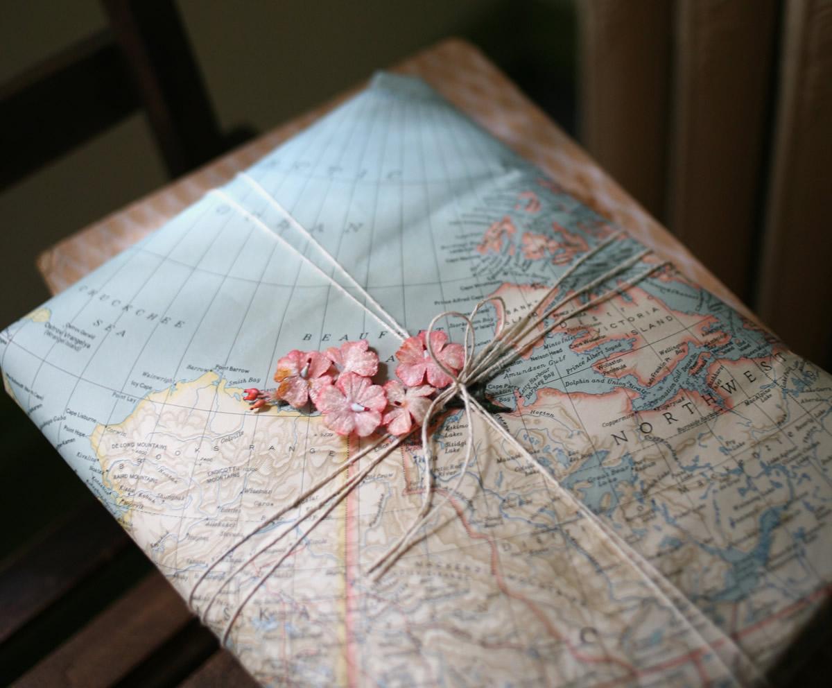 Pacchetto regalo per un amante dei viaggi