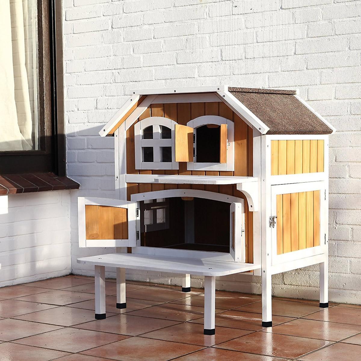 Cottage per gatti