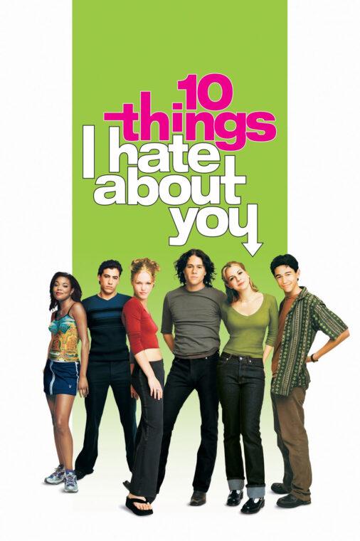 10 cose che odio di te