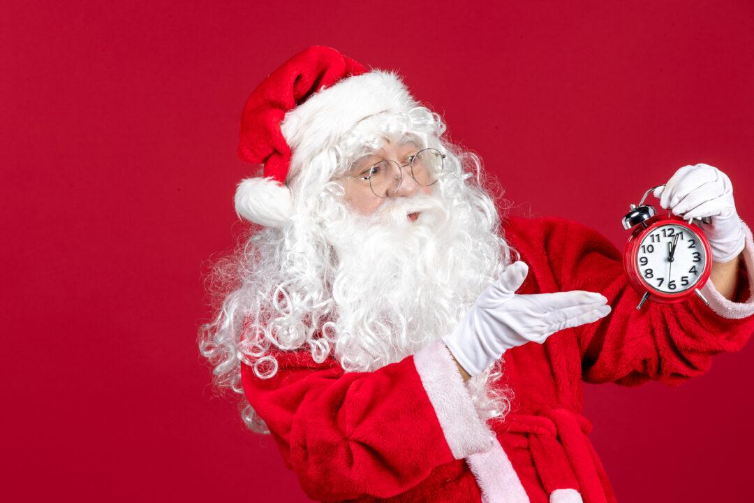 Quanti giorni mancano a Natale?